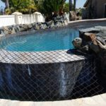 Swimming Pool Safety Net Covering