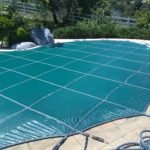 Safety Pool Covering